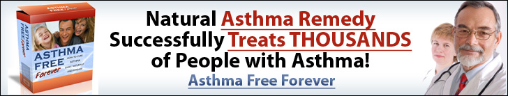 Breathing Relief from Asthma